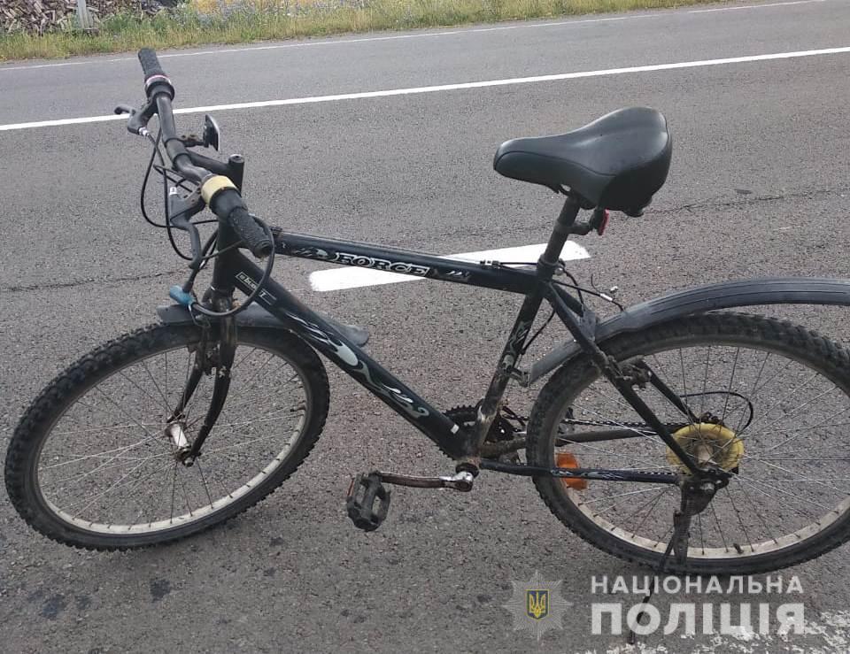 На Волині раніше судимий чоловік викрав велосипед