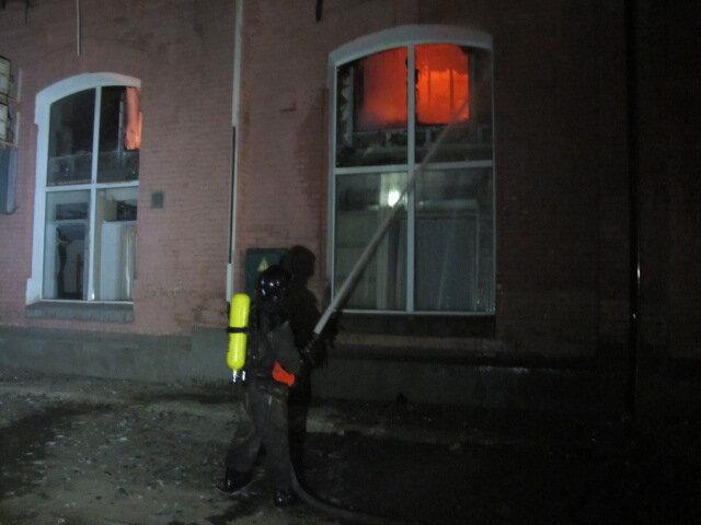 Внаслідок пожежі в Одесі загинули люди