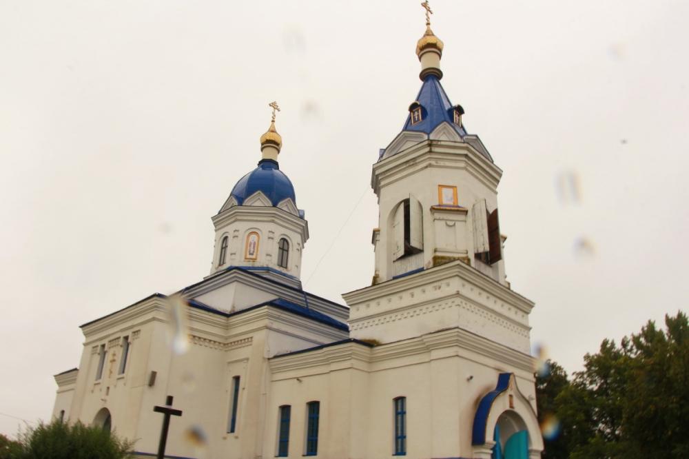 У селі на Волині відбулась перша архієрейська служба Божа українською мовою