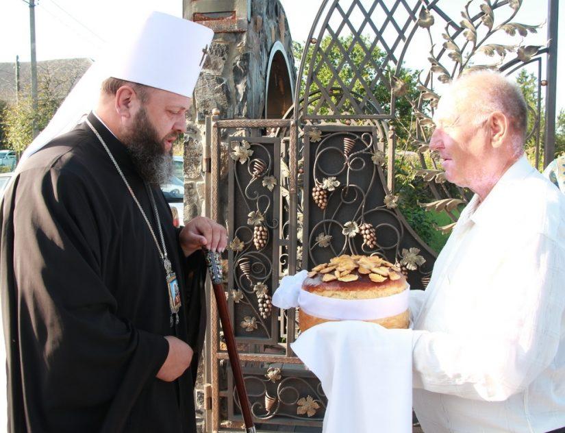 На Волині започаткували будівництво монастирського комплексу