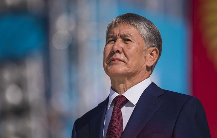 Силовики штурмують резиденцію екс-президента Киргизстану