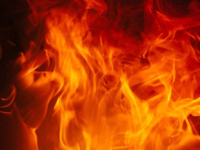 На Волині через коротке замикання загорівся цегляний будинок