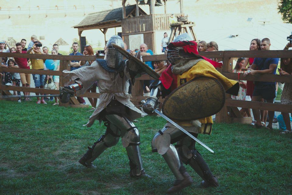 У Луцьку відбудеться третій кубок України зі середньовічного бою. ФОТО