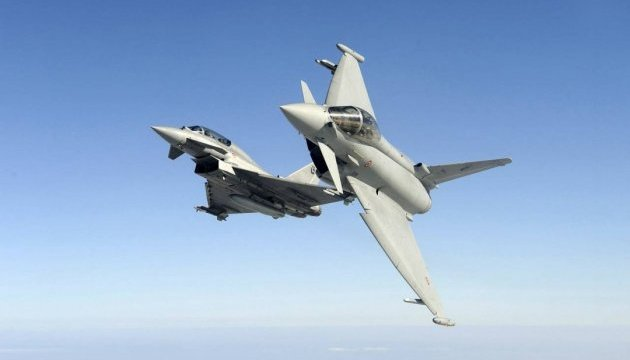 Британські винищувачі двічі перехопили військові літаки РФ