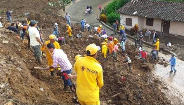 Жертв зсуву в М'янмі вже понад 40 осіб