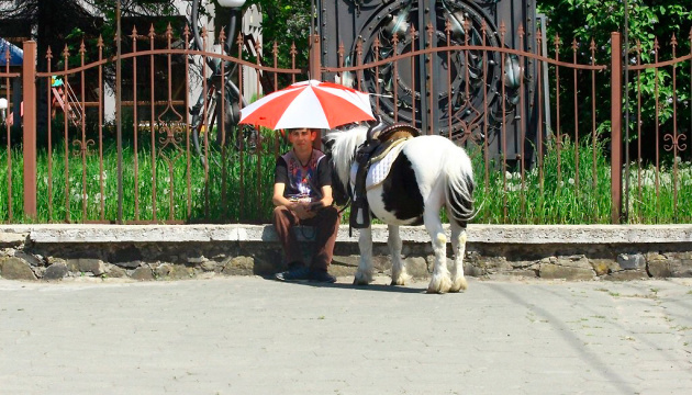 У неділю в Україні до + 34°, початок тижня зустріне спекою і грозами