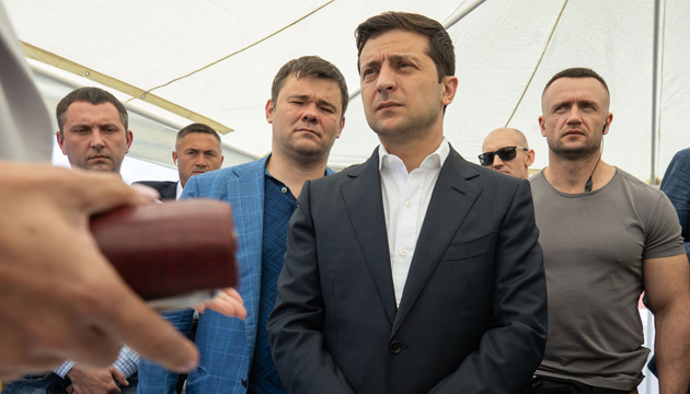 Зеленський спростив надання українського громадянства