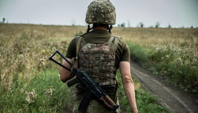 Під Новолуганським окупанти випустили три десятки 120-мм мін
