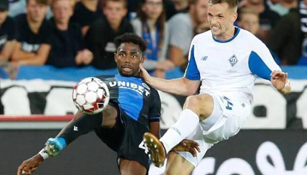 Букмекери дали прогноз на матч «Динамо» — «Брюгге»