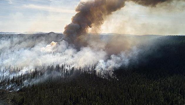 Дим від пожеж в Сибіру може спровокувати злоякісні пухлини