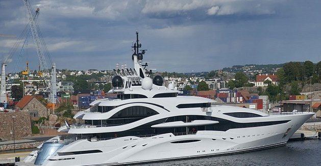 Росіяни викрали в Туреччині яхту вартістю два мільйони доларів