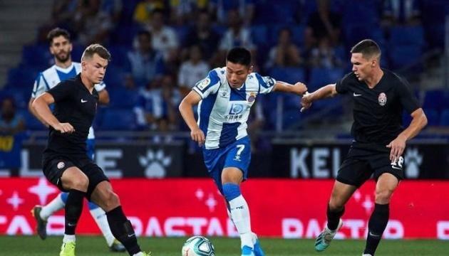 Букмекери дали прогноз на матч Ліги Європи УЄФА «Зоря» — «Еспаньйол»