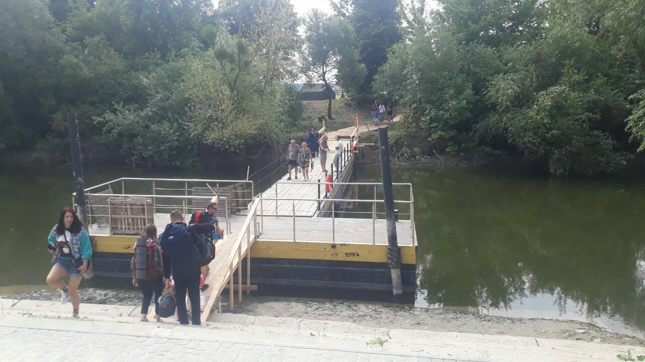Задля безпеки гостей патріотичного фестивалю «Бандерштат» чергують рятувальники