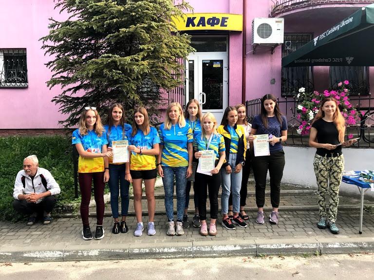 Волинські спортсмени успішно виступили у Трускавці на Чемпіонаті