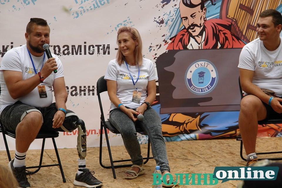 Бійці АТО розповіли про «Ігри Нескорених» на «Бандерштаті»