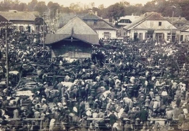Волинянам показали, як виглядав базарний день понад 90 років тому
