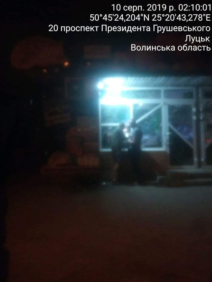 У Луцьку вчергове торгували алкоголем у заборонений час