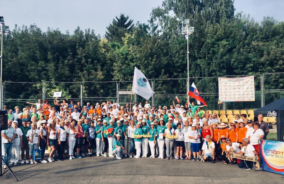 У Луцьку відбувся фестиваль для людей у поважному віці