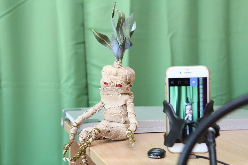У Луцьку відбувся майстер-клас «Робота з анімаційним скелетом»