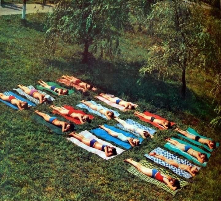 Лучанам показали, як відпочивали у місті в 1980-тих роках. ФОТО