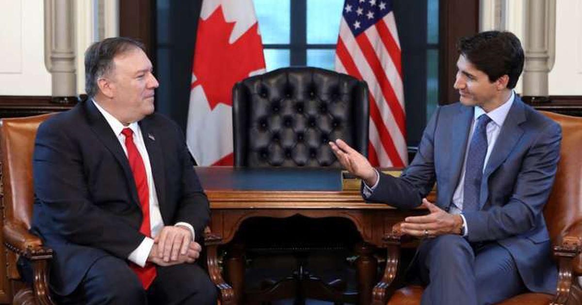 Трюдо обговорив Україну з держсекретарем США