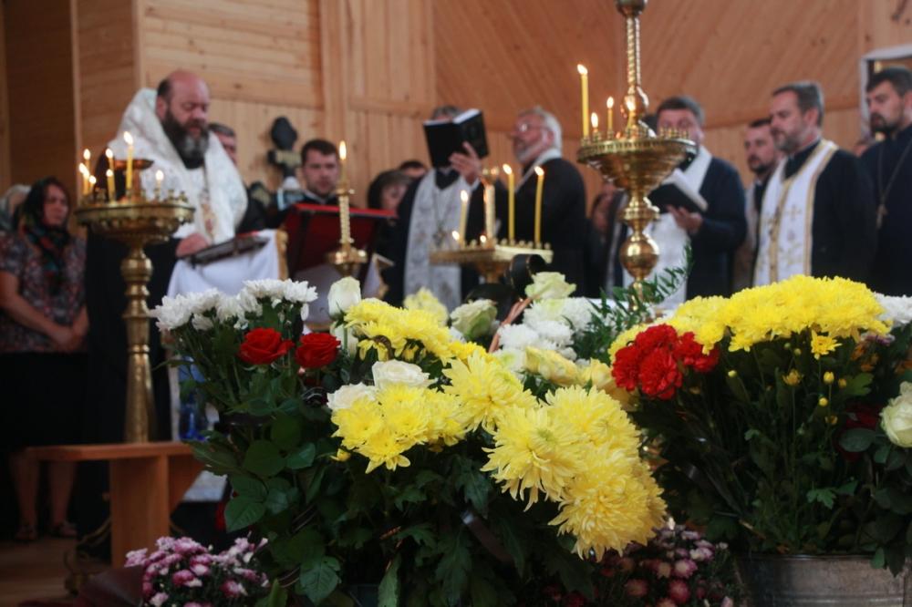 У Луцьку відспівали священика. ФОТО