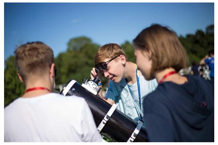 16-річний лучанин заявив про себе на міжнародній олімпіаді з астрономії та астрофізики. ФОТО