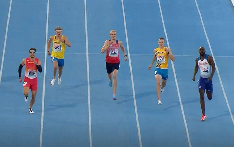 Волинянин пройшов до фіналу командного чемпіонату України з легкої атлетики