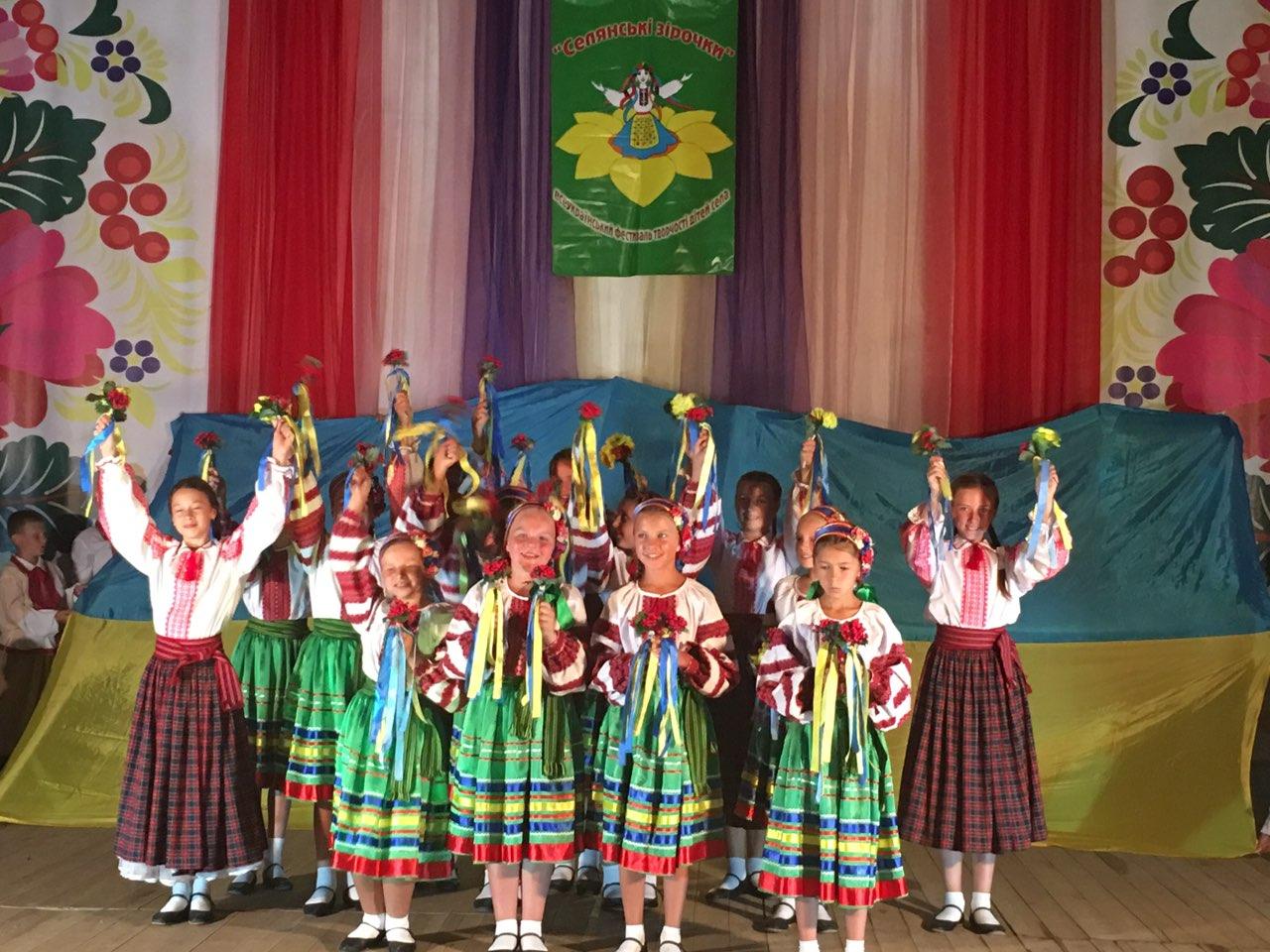 На всеукраїнському фестивалі волиняни здобули нагороди. ФОТО