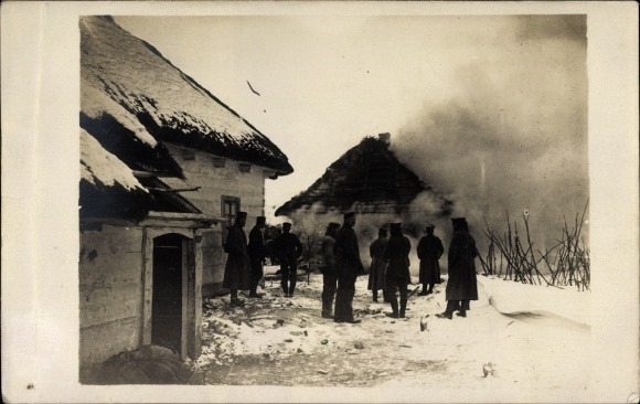 Як виглядало село на Ковельщині понад 100 років тому. ФОТО