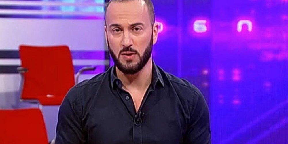У Грузії звільнили телеведучого, який обматюкав Путіна