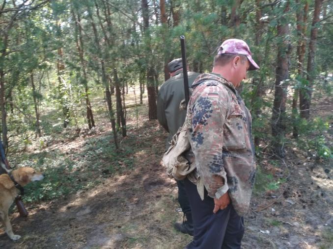 На Волині затримали браконьєрів, які застрелили козулю