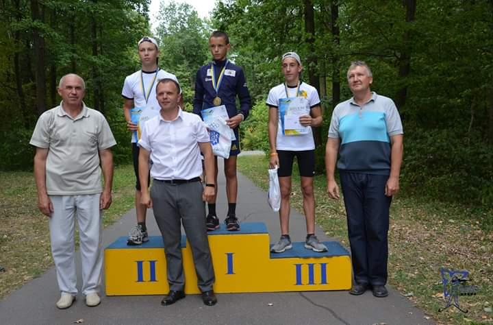 Волинян здобув перемогу на всеукраїнських змаганнях із літнього біатлону