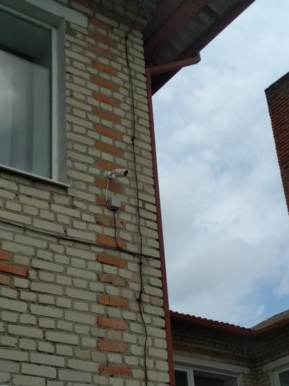 У дитячих садка на Волині з'явились камери відеоспостереження