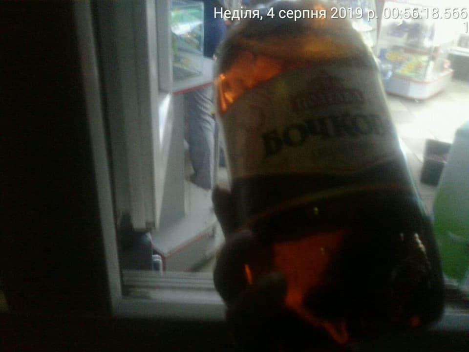 У Луцьку продавали алкоголь у нічний час