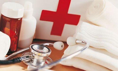 На Волині митники опановують навички першої медичної допомоги