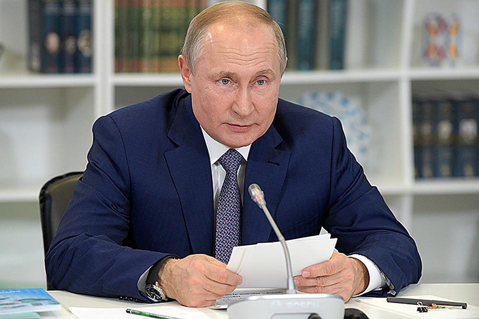 Путін висунув вимоги для перемир'я на Донбасі