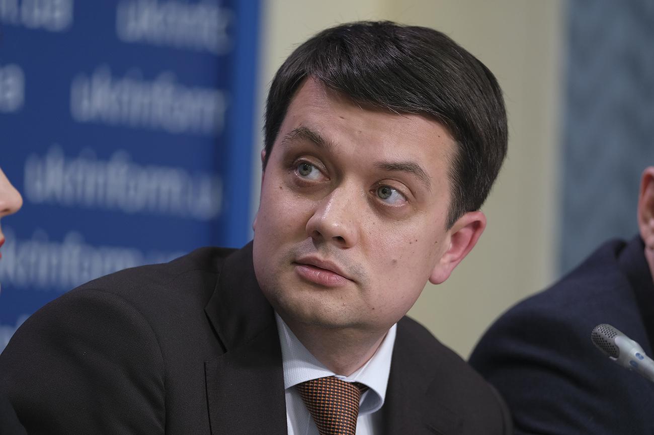 Голова «Слуги народу» вважає, що зарплата народного депутата у 50 тисяч гривень — недостатня