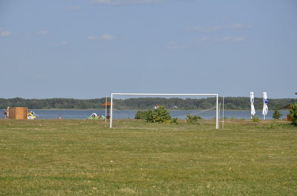 На Світязі реконструювали футбольне поле
