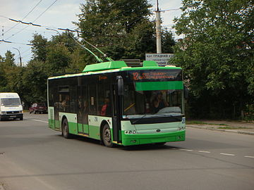 У Луцьку просять додатковий тролейбусний маршрут