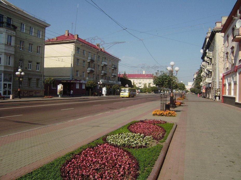 У Луцьку перекриють рух транспорту на декількох вулицях. ФОТО