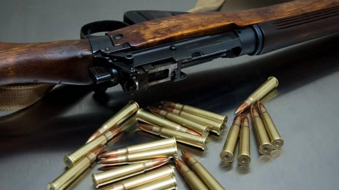 Волинянину загрожує до семи років позбавлення волі за зберігання зброї