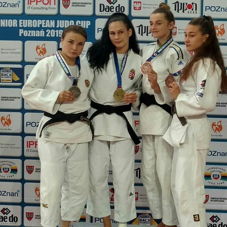 Волинянка стала призеркою Кубку Європи з дзюдо