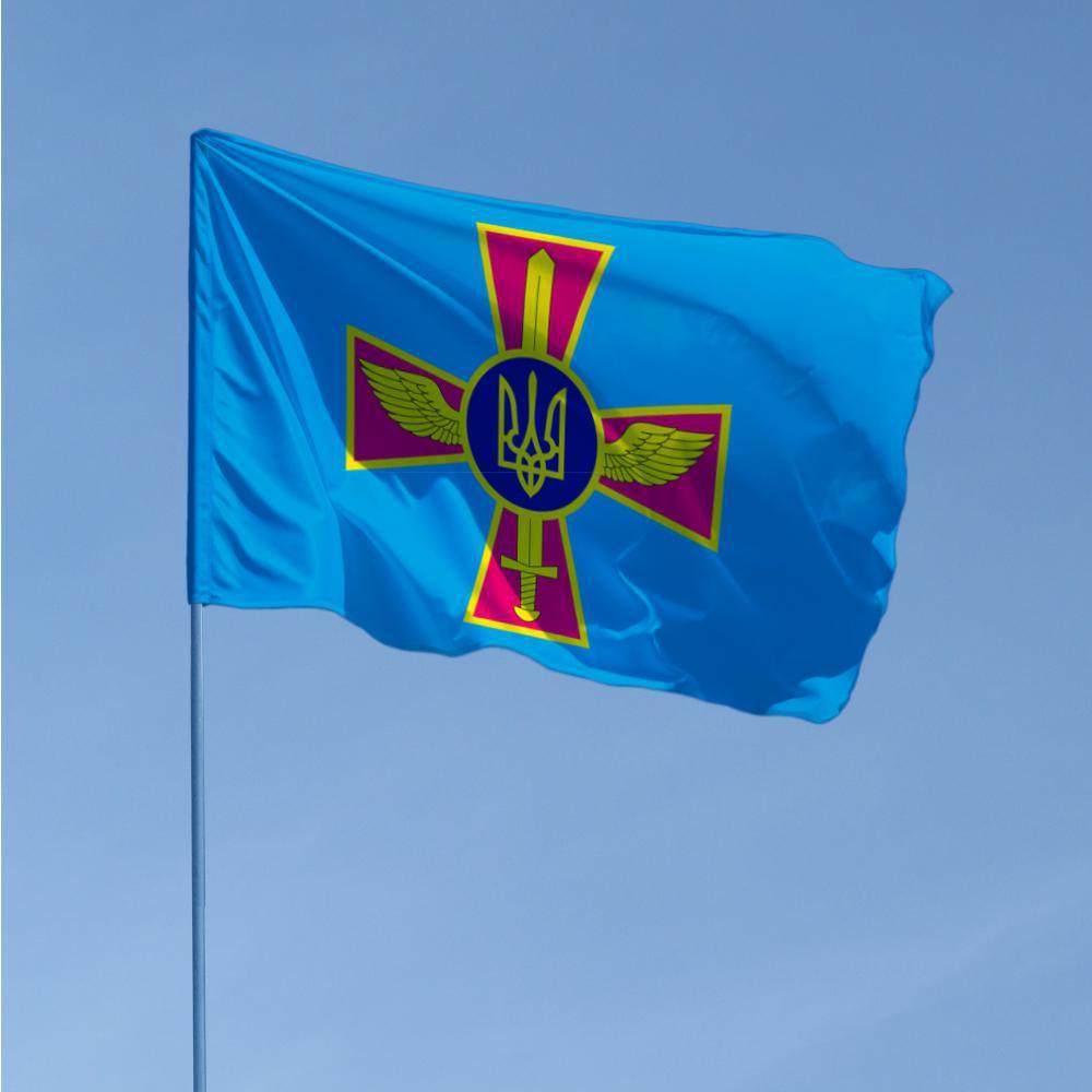 Біля міської ради Луцька майорітиме прапор повітряних сил ЗСУ