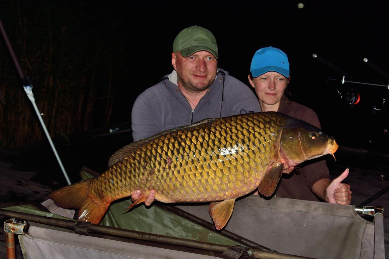 Яку рибу можна зловити в озері на Волині. ФОТО