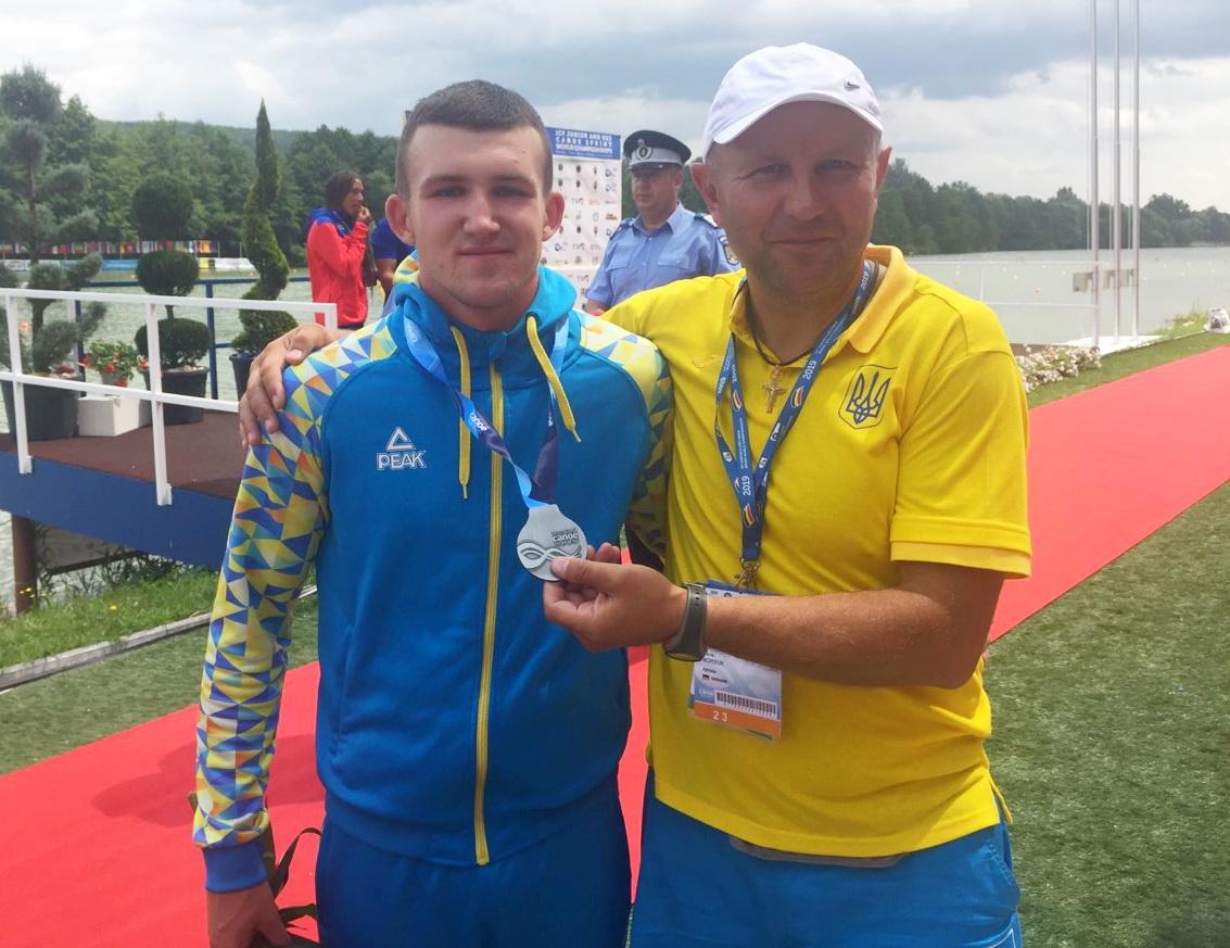 Волинянин виборов срібло на чемпіонаті світу із веслування
