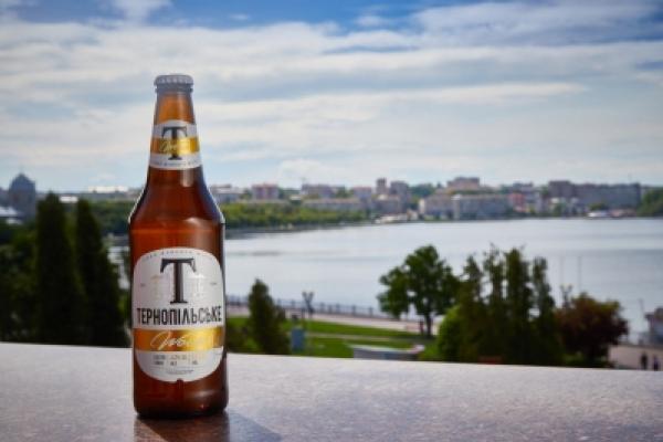 «Тернопільське» – відчуй смак файного міста*