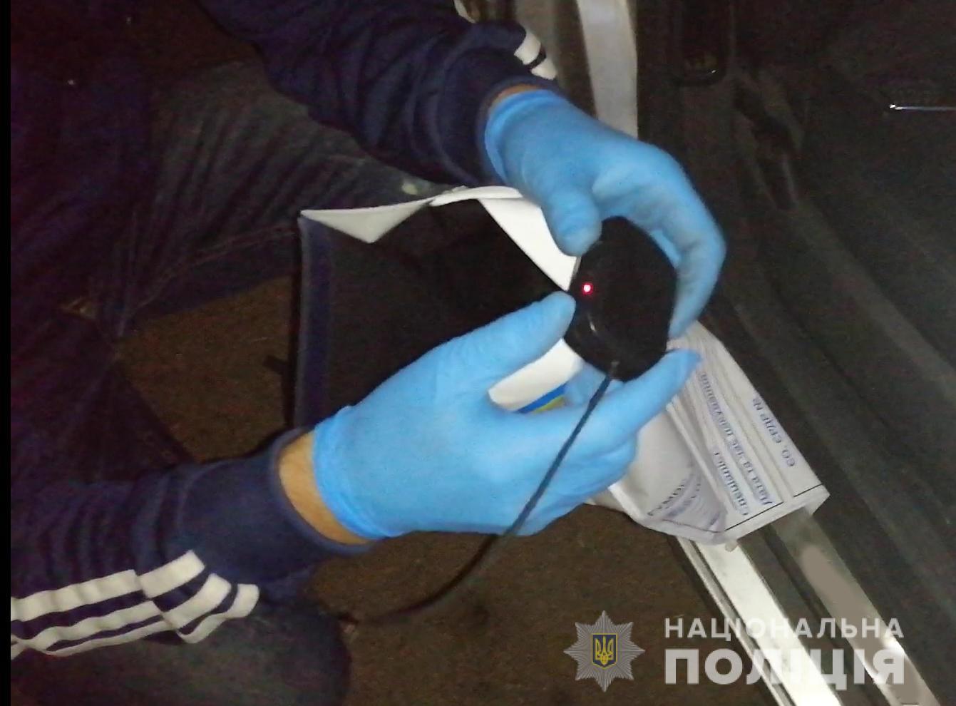 У райцентрі на Волині поліцейські викрили автомобільного злодія