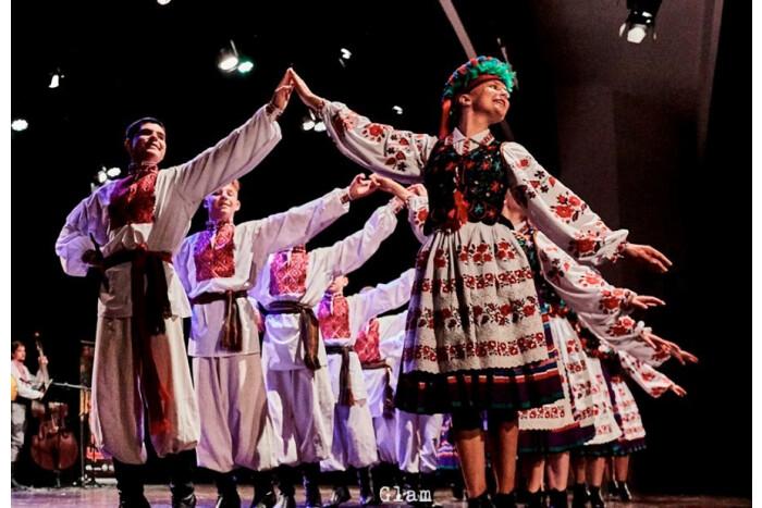 «Волиняночка» представила Україну на міжнародному фольклорному фестивалі у Португалії