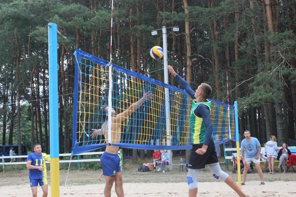На Волині відбувся чемпіонат з пляжного волейболу